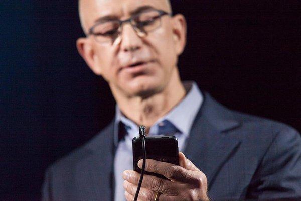 Fire phone thất bại vì được tạo ra dành cho Jeff Bezos, không phải cho khách hàng