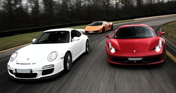 Porsche và Ferrari: Kỳ phùng địch thủ trong phân khúc siêu xe