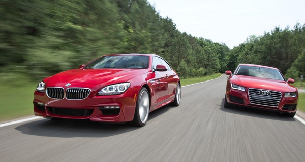 Audi và BMW: Cuộc chiến không đổ máu nhưng phải có người ngã xuống