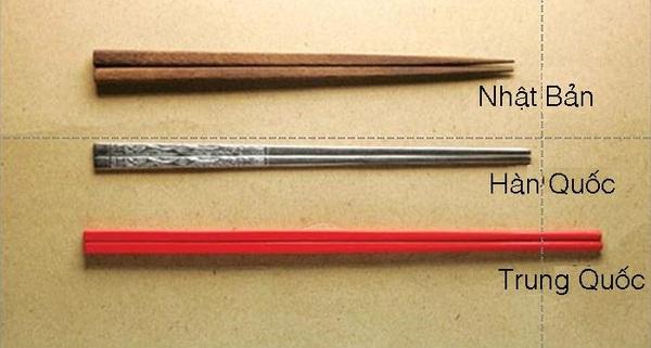 Tại sao người Châu Á lại có văn hóa dùng đũa thay vì dao dĩa?