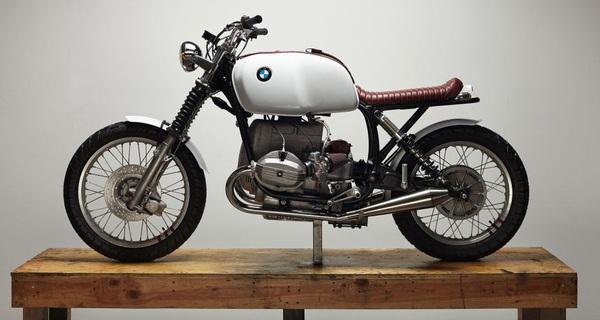 """Xe gắn máy mới của BMW làm """"điên đảo"""" các quý ông yêu tốc độ"""