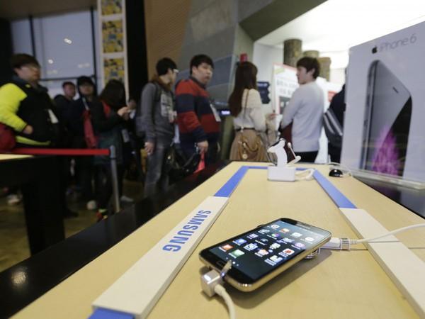 Apple tàn phá Samsung ngay trên 'quê nhà' Hàn Quốc?
