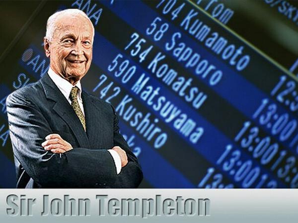 Mua thấp bán cao: Triết lý đầu tư kinh điển của John Templeton