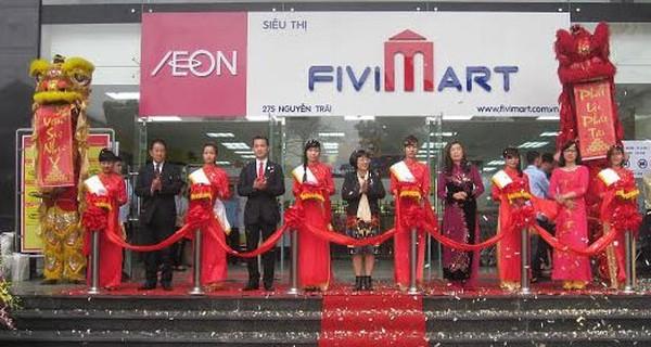 Đại diện Fivimart: Chúng tôi sẽ tiến tới trở thành hệ thống siêu thị lớn nhất VN