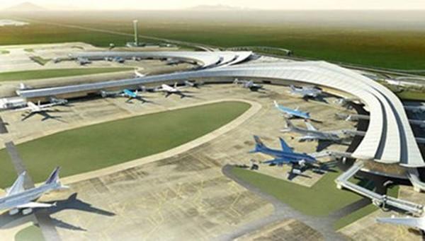 Tập đoàn Pháp muốn đầu tư vào sân bay Long Thành