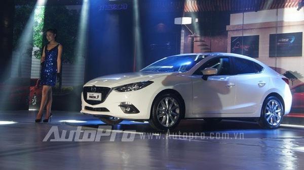 Trường Hải đứng trước nguy cơ triệu hồi Mazda3 AN 1.5L tại Việt Nam