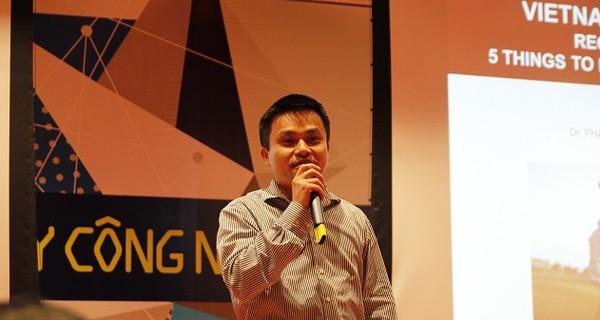 CEO Topica: Startup Việt phải học cách chấp nhận thất bại, ngừng tự ái và nói ít thôi