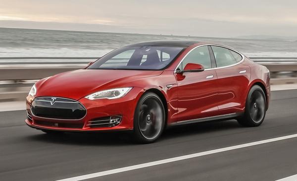 Model S của Tesla không có trong danh sách lựa chọn của khách hàng