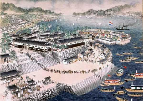 Người Mỹ đã buộc người Nhật phải mở cửa đất nước như thế nào?