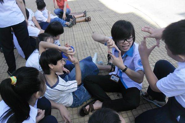 [NGHỀ CỦA TÔI] Giáo viên đặc biệt: Tình yêu với những đứa trẻ khuyết tật
