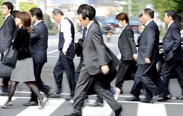 """Tuyển dụng trọn đời, một """"đặc sản"""" Nhật Bản"""
