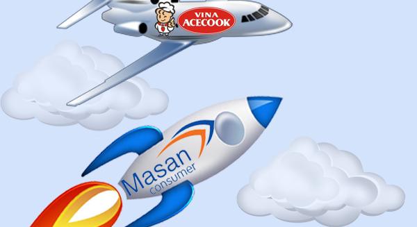 Cuộc chiến mì gói: Masan, Asia Food, Micoem... cùng tấn công Hảo Hảo