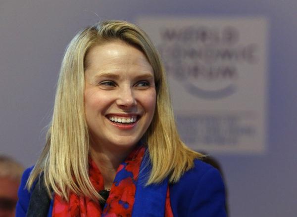 Nữ CEO Yahoo vừa sinh đôi: 2 nàng công chúa chào đời