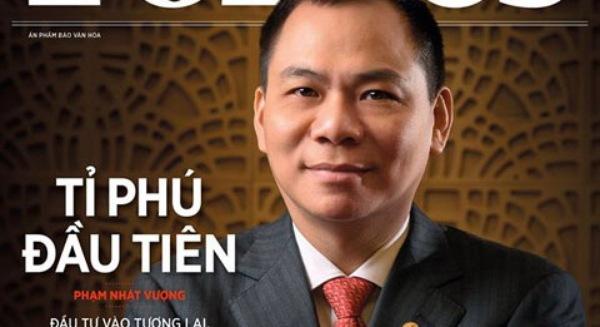Vì sao tỷ phú Forbes Phạm Nhật Vượng 'quyết' trồng rau sạch?