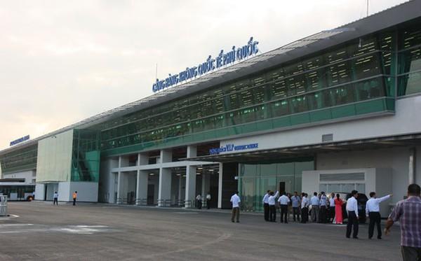 Trình phương án nhượng quyền khai thác sân bay Phú Quốc