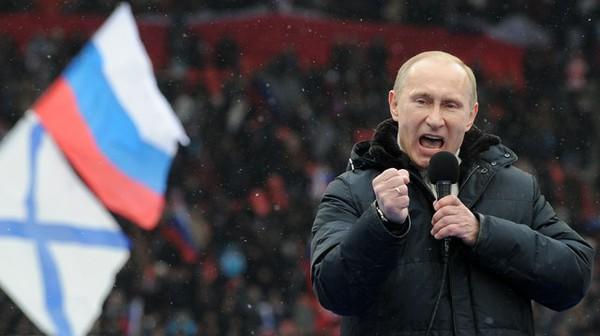 """Tổng thống Putin: """"Chúng tôi đã bị đâm sau lưng"""""""