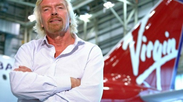 Tỷ phú Richard Branson sắp tới Việt Nam