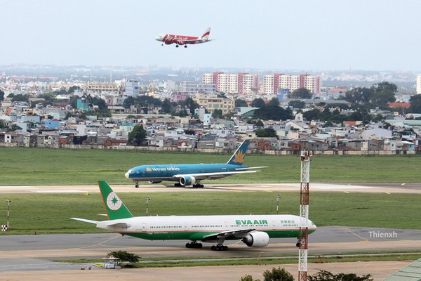 Giải tỏa một phần sân bay Tân Sơn Nhất được 375 tấn vàng?