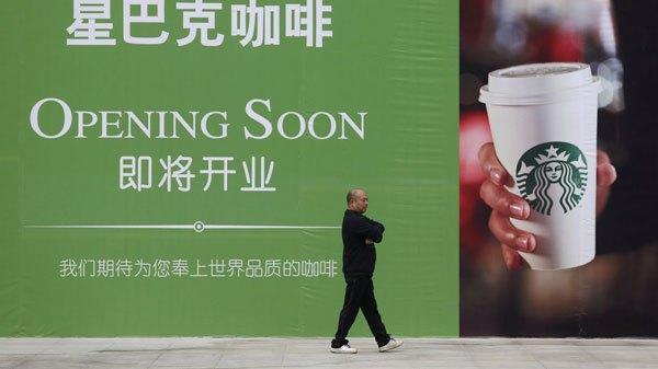 Trên Tây Tạng cũng sắp có cửa hàng của Starbucks