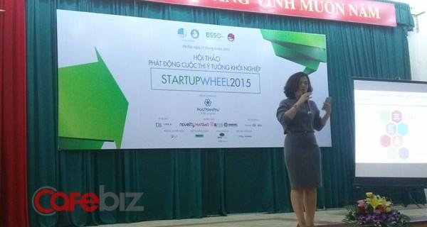 [Khởi nghiệp] Startup Wheel 2015: Để khởi nghiệp không cô đơn