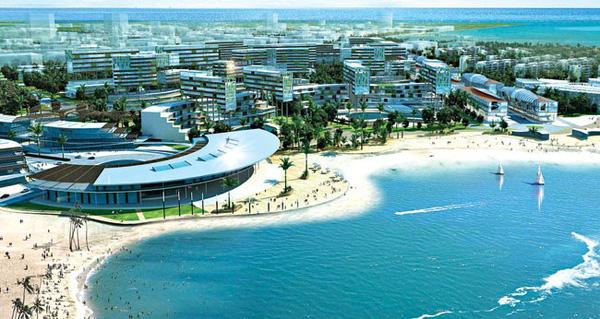 Vingroup sẽ tham gia dự án lấn biển trị giá 1,5 tỷ USD