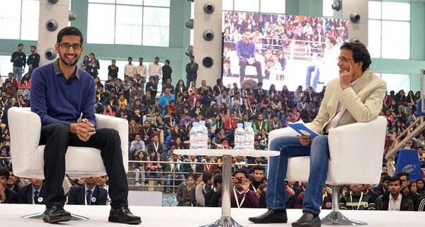 Nếu không làm CEO Google, Sundar Pichai muốn trở thành một cầu thủ chơi bóng gậy