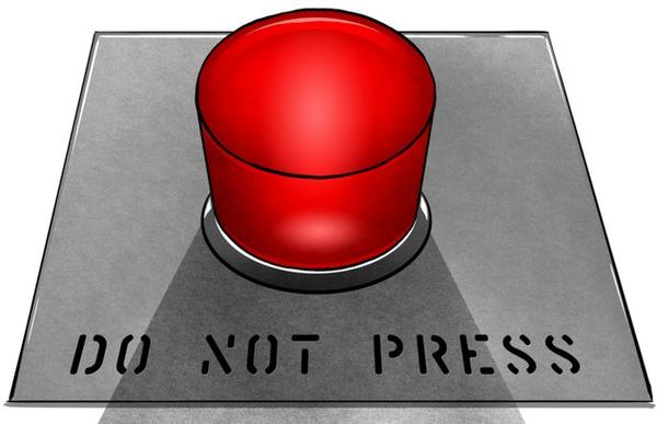 Tại sao chúng ta luôn khao khát nhấn những chiếc nút to màu đỏ?