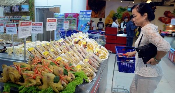 Mỗi ngày người Hà Nội ăn 1.000 tấn thịt, 600 tấn cá và 3.200 tấn rau...