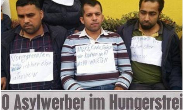 Người di cư vào châu Âu đòi trợ cấp 2.000 Euro/tháng