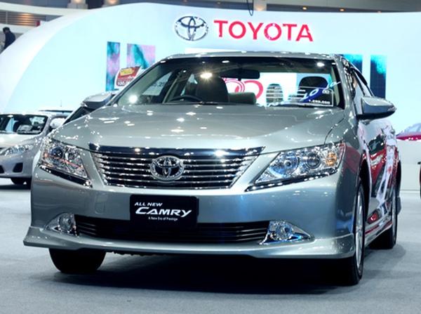 Toyota có lãi kỷ lục