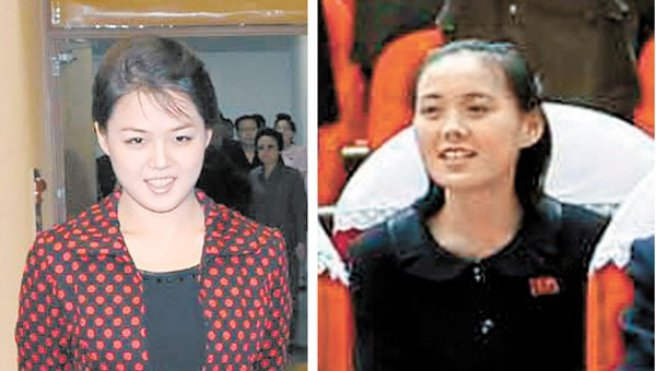 Cuộc đua quyền lực giữa hai 'bóng hồng' thân cận Kim Jong Un