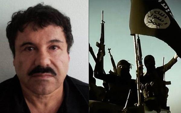 Bị phá làm ăn, trùm ma túy Mexico thề tiêu diệt IS