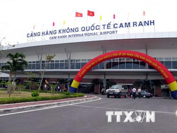 Hơn 1.000 tỷ đồng xây nhà ga T2 cảng hàng không Cam Ranh