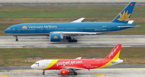 Giá nhiên liệu giảm, vì sao Vietnam Airlines 'dè dặt' nhìn VietJet?