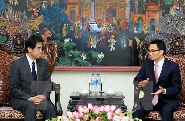 Việt Nam đề nghị Nhật duy trì vốn ODA ở mức cao