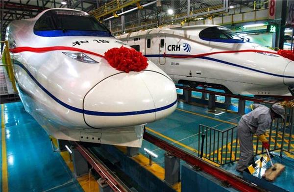 Đường sắt Trung Quốc: Sáp nhập và bành trướng