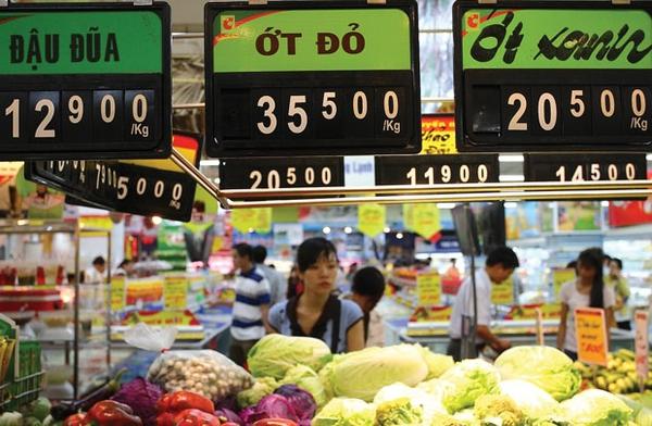 Rau quả sạch Việt Nam: Dồn dập vốn ngoại