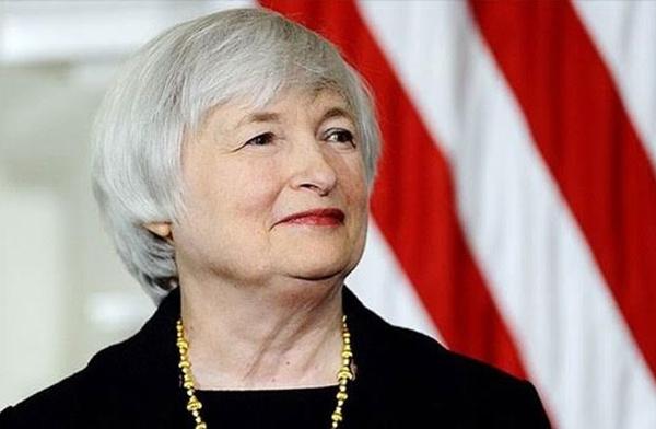 Janett Yellen- Bóng hồng quyền lực nhất thế giới