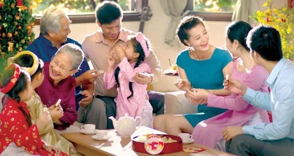 Xu thế quảng cáo hướng đến giá trị gia đình
