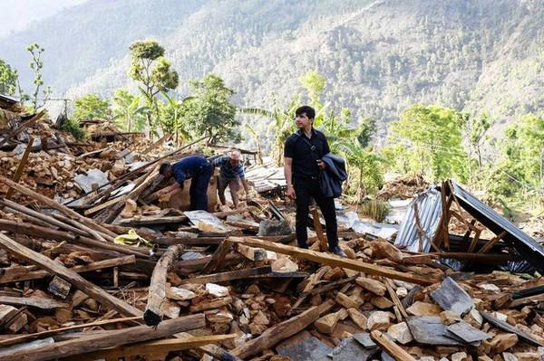 Nepal sống nhờ kiều hối