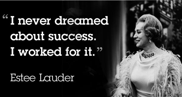Estee Lauder- nữ hoàng mỹ phẩm người Do Thái là ai?