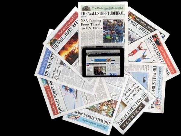 Chiến lược của WSJ: Tập trung chất lượng, chứ không phải tốc độ đưa tin