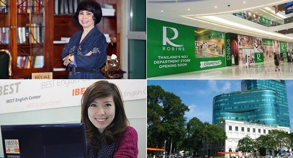 [Nổi bật] Bà chủ 'táo bạo' của TH Milk, Vingroup muốn mua Cảng Hải Phòng và Cảng Sài Gòn