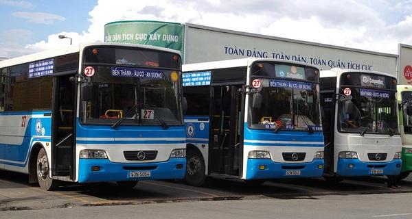 Dân Sài Gòn ngán xe buýt
