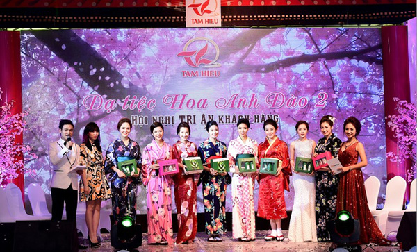 Mỹ phẩm cao cấp Nhật Bản được vinh danh tại Việt Nam