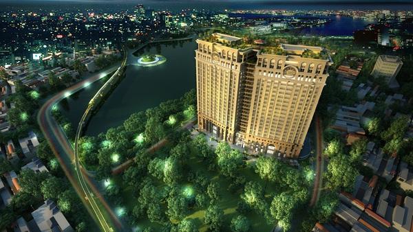 Vay mua nhà D'. Le Pont D'or – Hoàng Cầu với lãi suất 0% và nhiều ưu đãi khác tại SHB