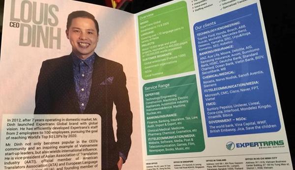 ExperTrans - Đối tác chiến lược giúp doanh nghiệp Việt toàn cầu hóa như thế nào?