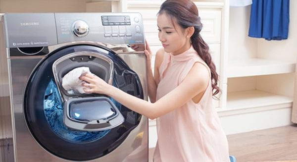 """Chiếc máy giặt khắc phục mọi khuyết điểm """"Không nói thành lời"""""""