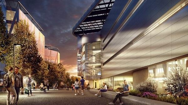 Những kiến trúc thông minh nâng tầm sáng tạo trong môi trường giáo dục