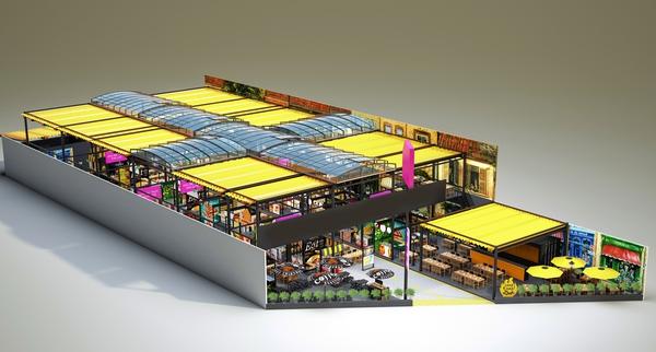 Food Court đường phố, cuộc chơi mới đầy cơ hội?